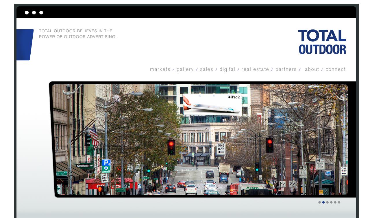 BIGPIE | Interactive & Design Agency | Los Angeles | Total Outdoor